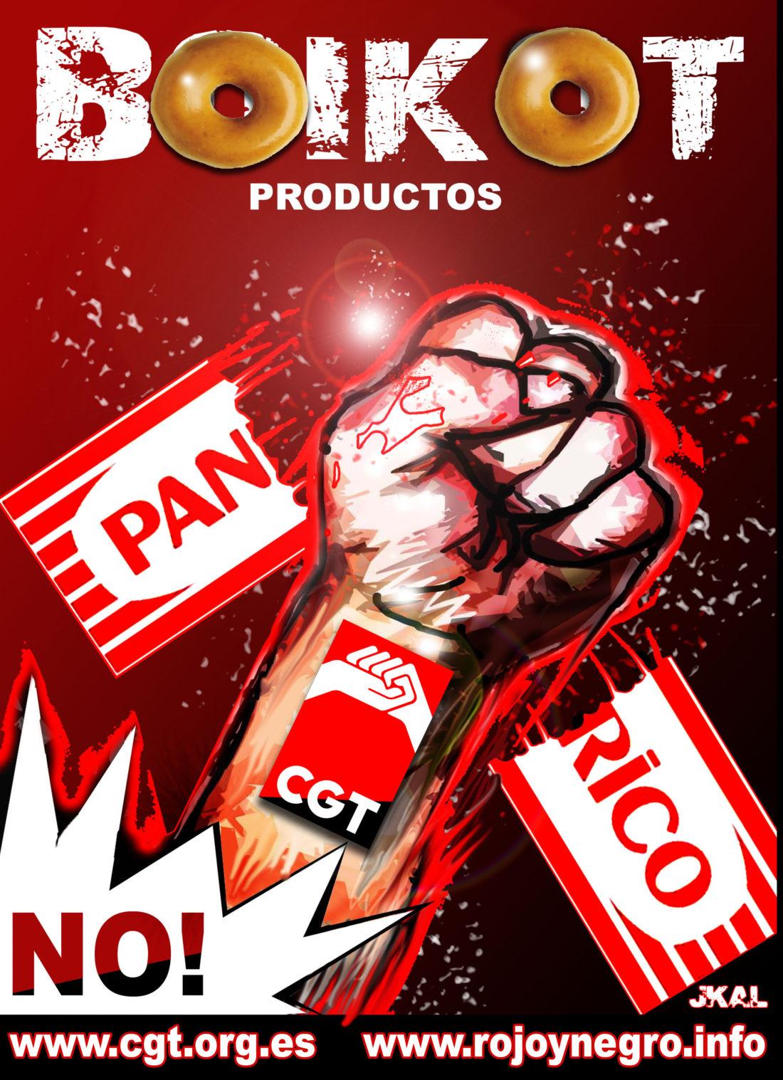 Los trabajadores y las trabajadoras de Panrico desconvocan la huelga