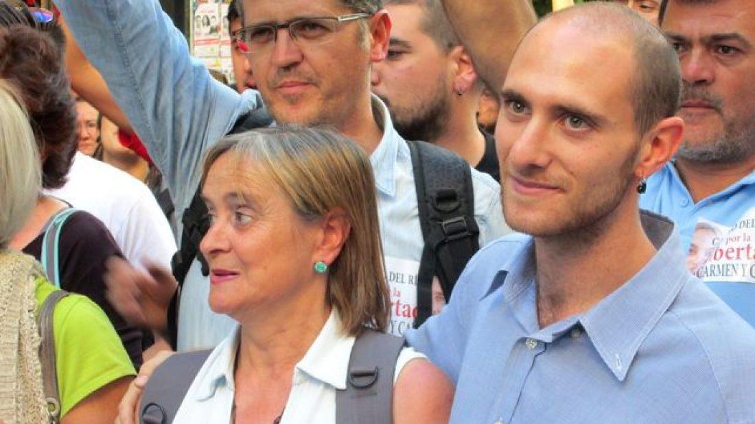 Libertad inmediata para Carlos y Carmen de Granada