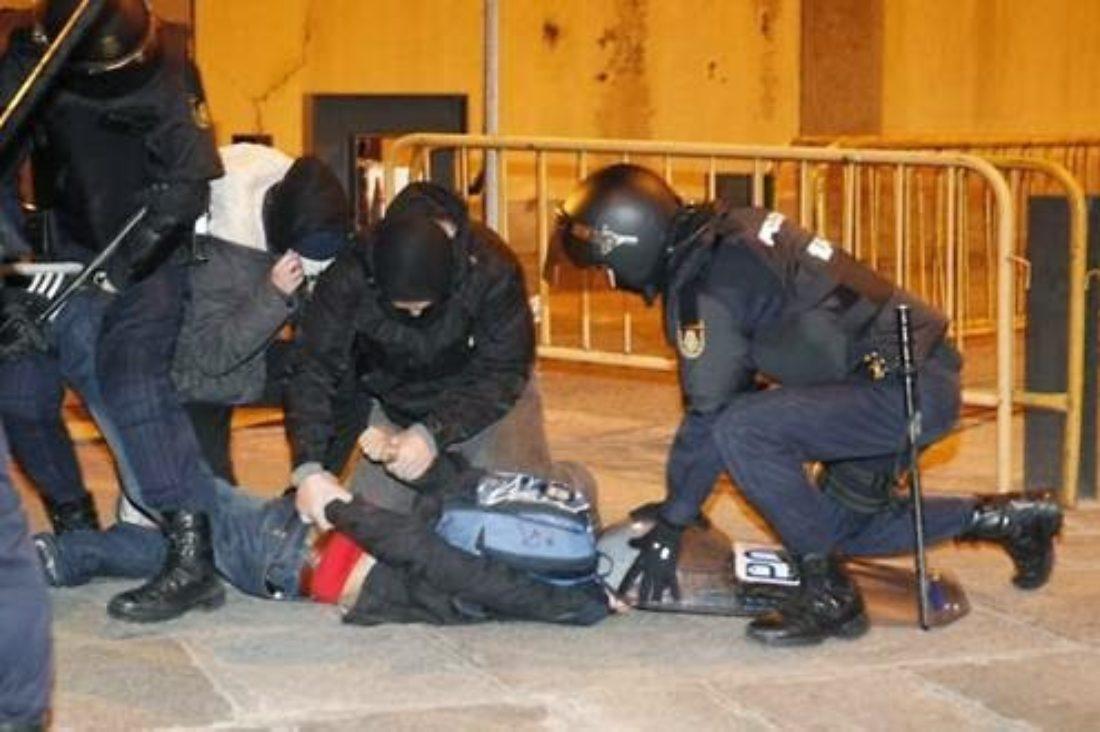 Basta de Represión, laboral, policial y judicial