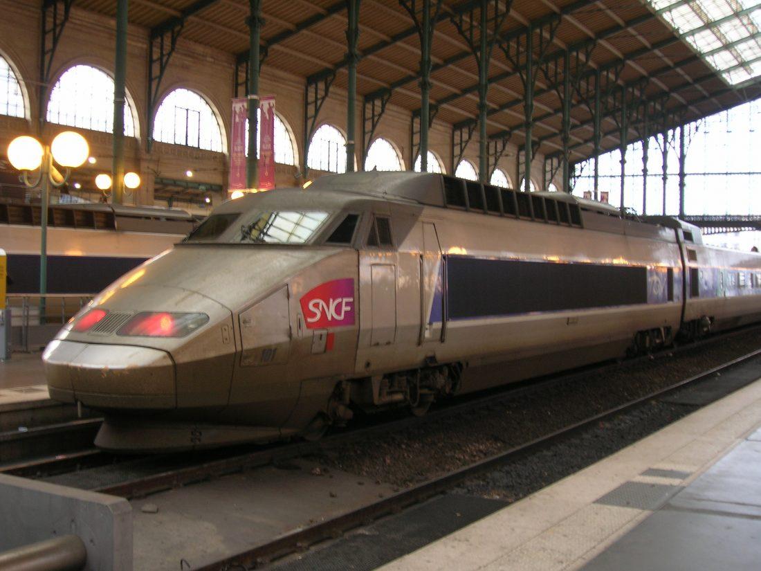 Décimo día de huelga ferroviaria en Francia