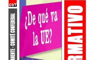 Boletín 144 – ¿De qué va la UE?