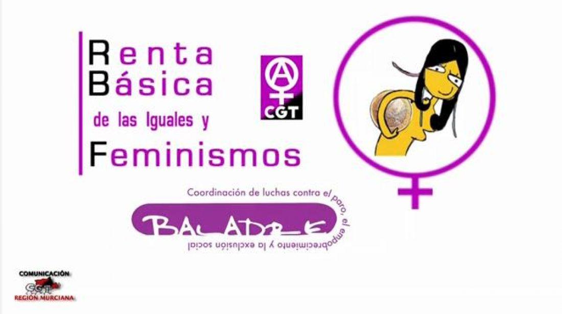 Vídeo: Renta Básica de las Iguales y Feminismos