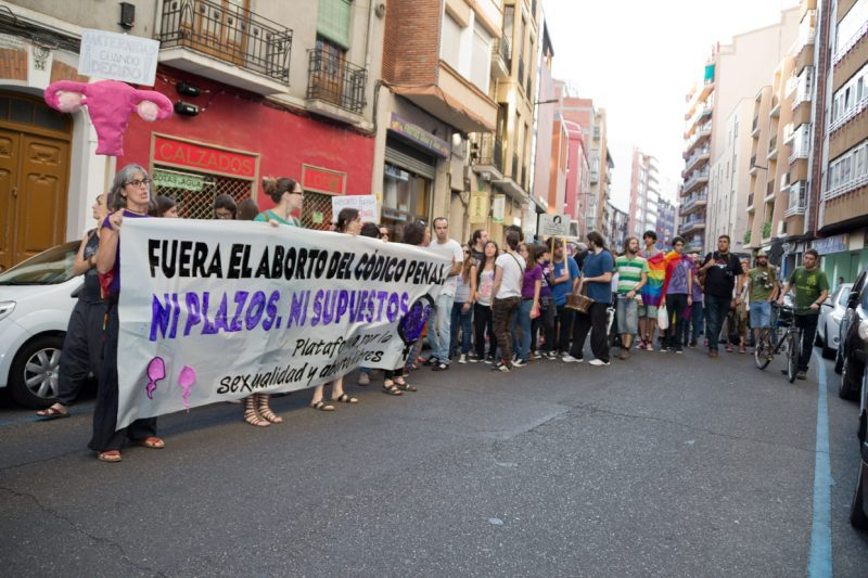 """Manifestación Koñus Kristi contra el """"integrismo católico del Gobierno y sus amigos"""" - Imagen-4"""
