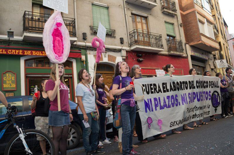 """Manifestación Koñus Kristi contra el """"integrismo católico del Gobierno y sus amigos"""" - Imagen-7"""