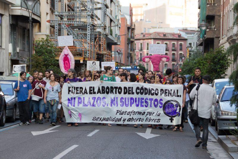 """Manifestación Koñus Kristi contra el """"integrismo católico del Gobierno y sus amigos"""" - Imagen-9"""