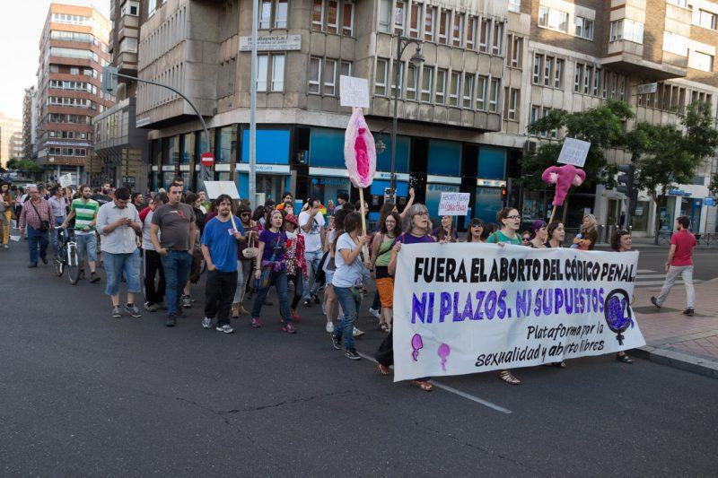 """Manifestación Koñus Kristi contra el """"integrismo católico del Gobierno y sus amigos"""" - Imagen-11"""