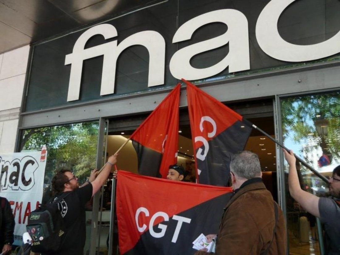 Inspección de Trabajo levanta acta contra FNAC