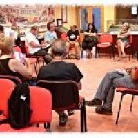 """Impresiones sobre el taller """"Autogestión y Economía Social"""" en la Escuela Libertaria de Verano de Ruesta, 2014."""