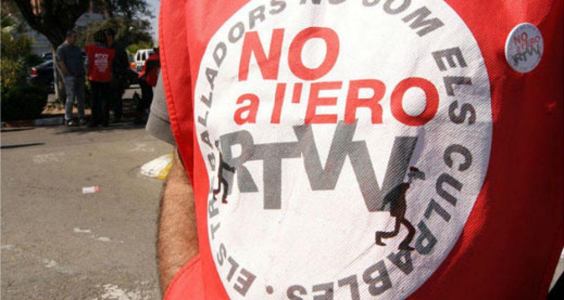 La Audiencia Nacional celebra mañana el juicio contra el ERE de RTVV a instancia de CGT