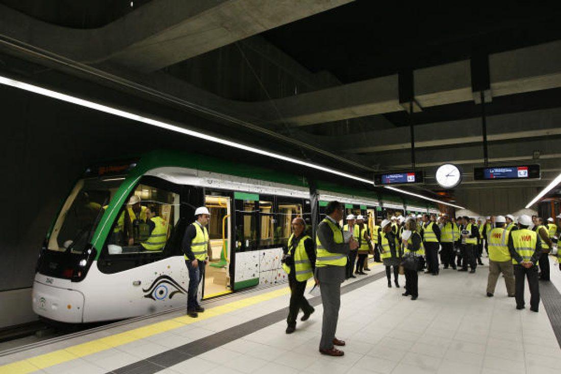 30 julio, jornada de lucha en Málaga coincidiendo con inauguración del Metro