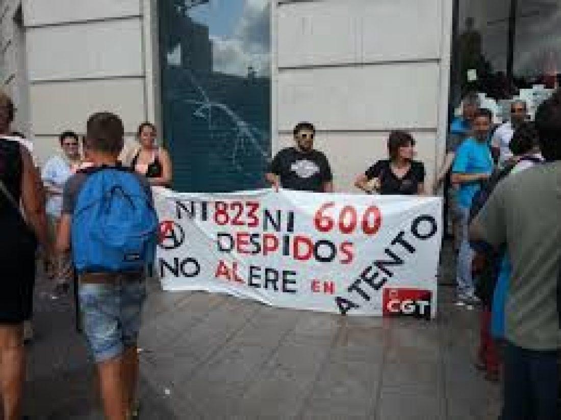 Pucherazo en Atento. La trampa en el referéndum consuma la estafa.