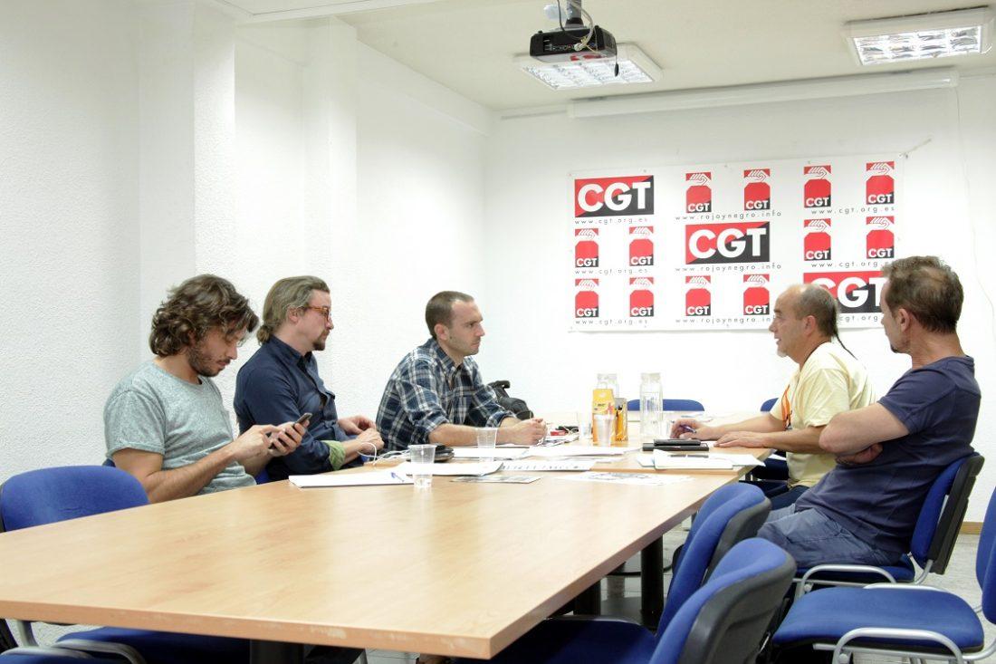 CGT y Podemos consideran que la situación social es dramática para amplias capas de la población