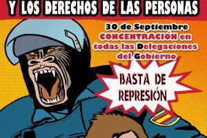 30S: En defensa de los derechos y libertades de las personas