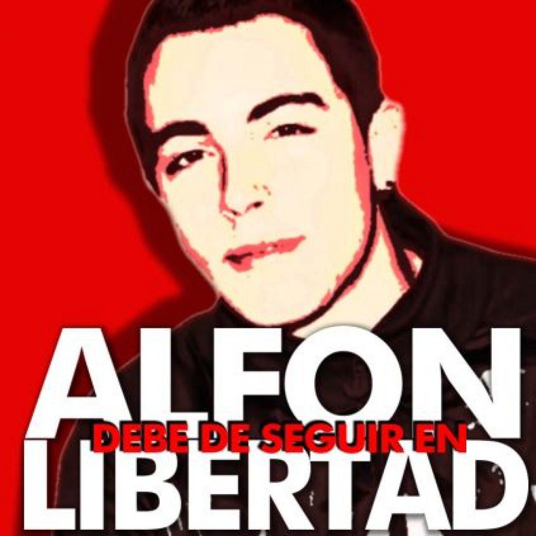 16-S: Jornada de Solidaridad Internacional por la libertad de Alfon. Convocatorias