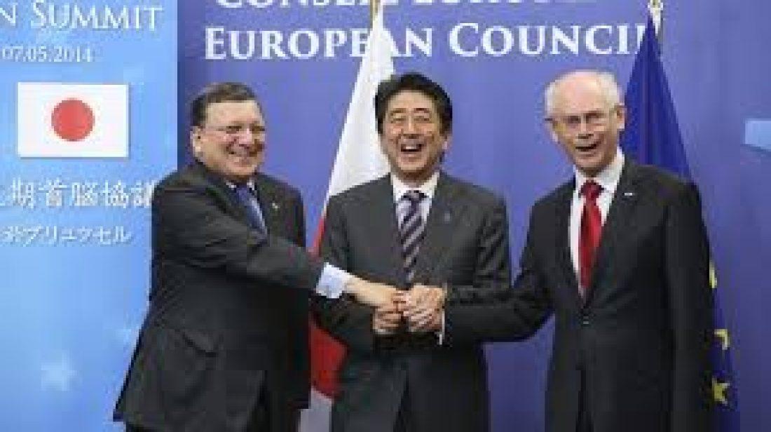 Critica de Japón a la política económica de la UE