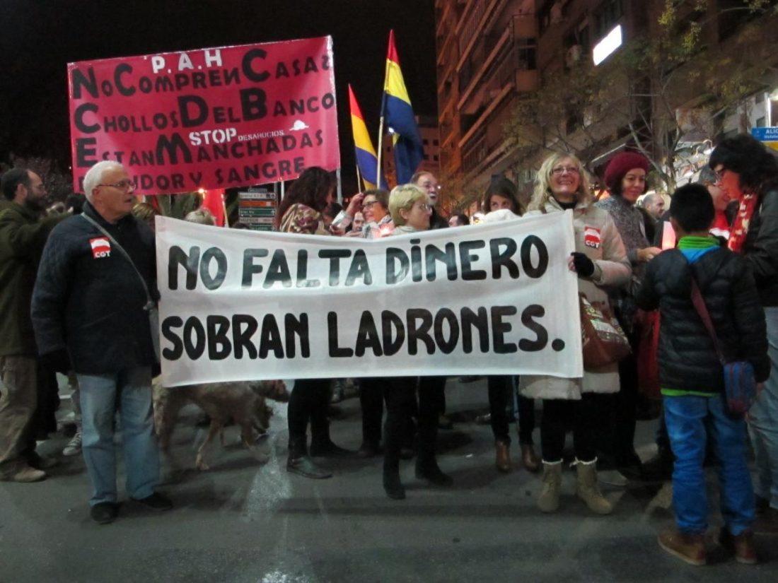"""CGT se persona como acusación popular en el """"caso Bankia"""""""