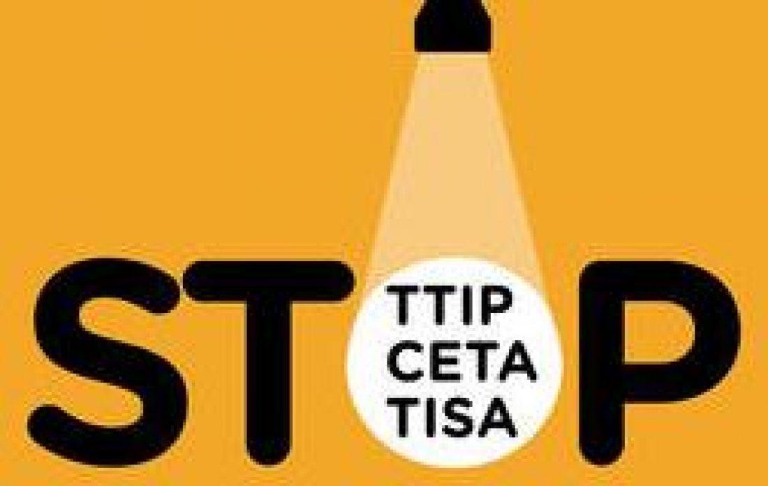 El Acuerdo Transatlántico de Libre Comercio e Inversión destruye el futuro