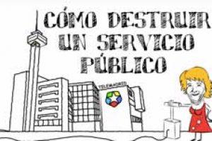 CGT solicita rectificación a Telemadrid