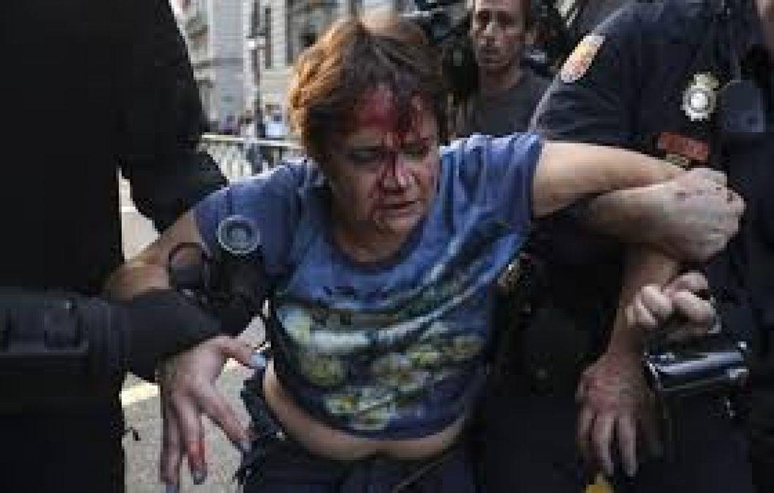 """CGT condena la represión contra las personas que participaron en la acción """"Rodea el Congreso"""""""