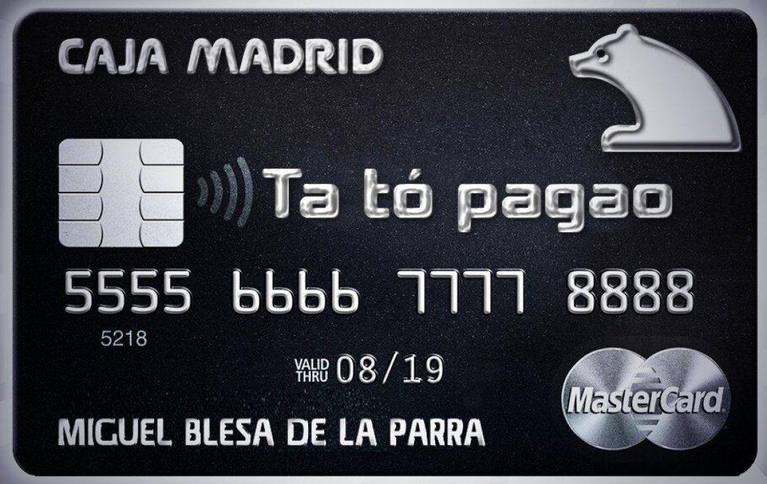 CGT condena el expolio de Caja Madrid