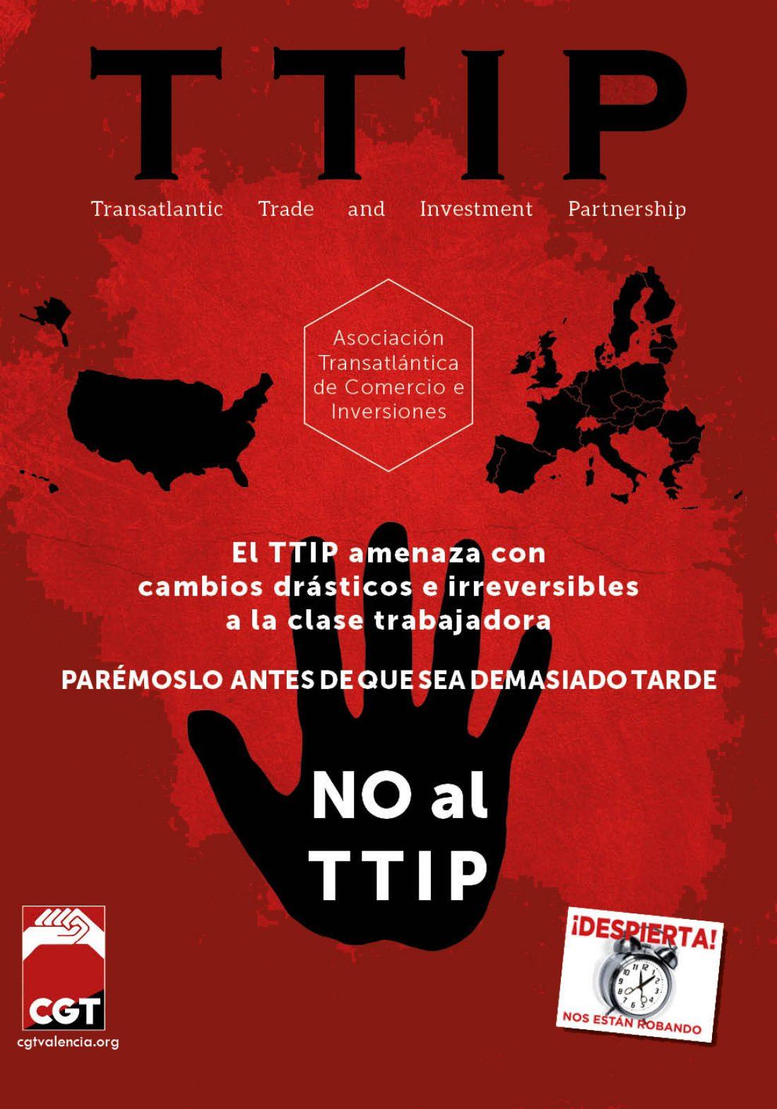 PowerPoint: ¿Que es el TTIP?