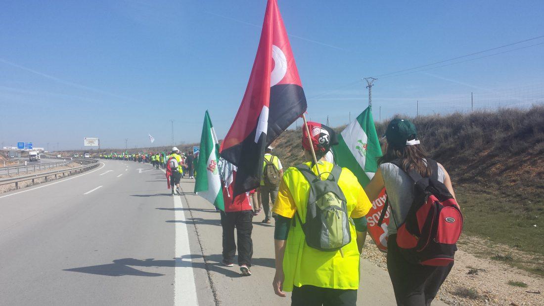 Las Marchas de la Dignidad convocan una HUELGA GENERAL