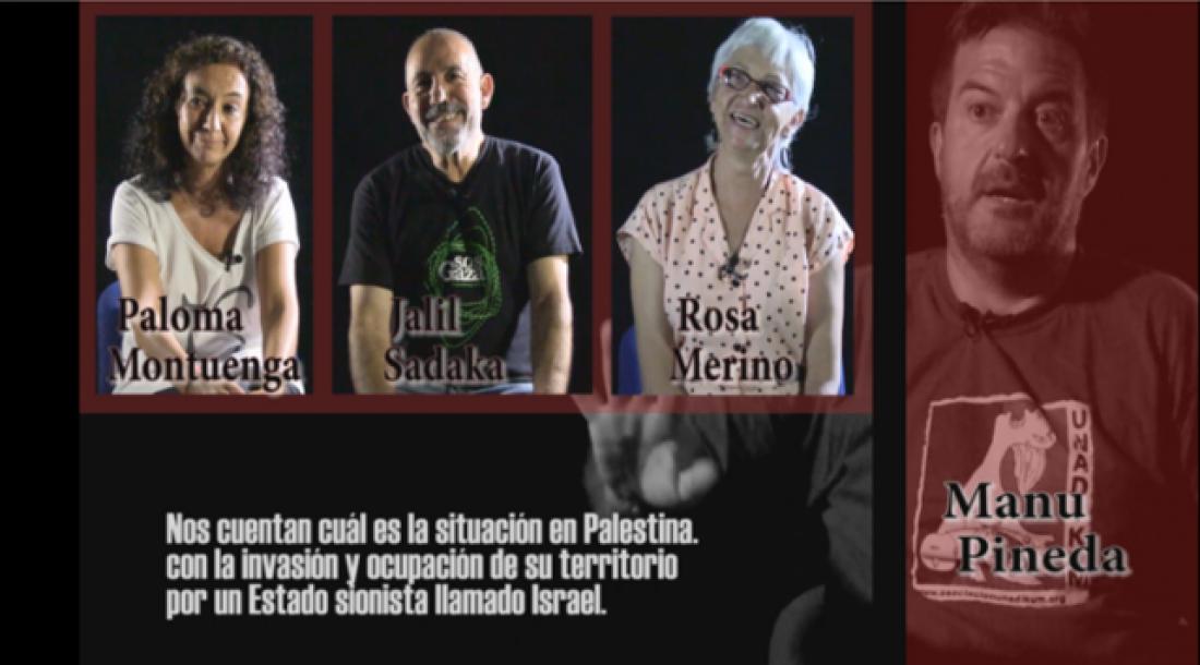 Vídeo: Voces de Palestina
