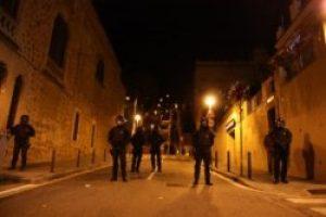 La CGT se solidariza con los detenidos de la razzia policial en Barcelona  y denuncia la represión a los Movimientos Sociales.
