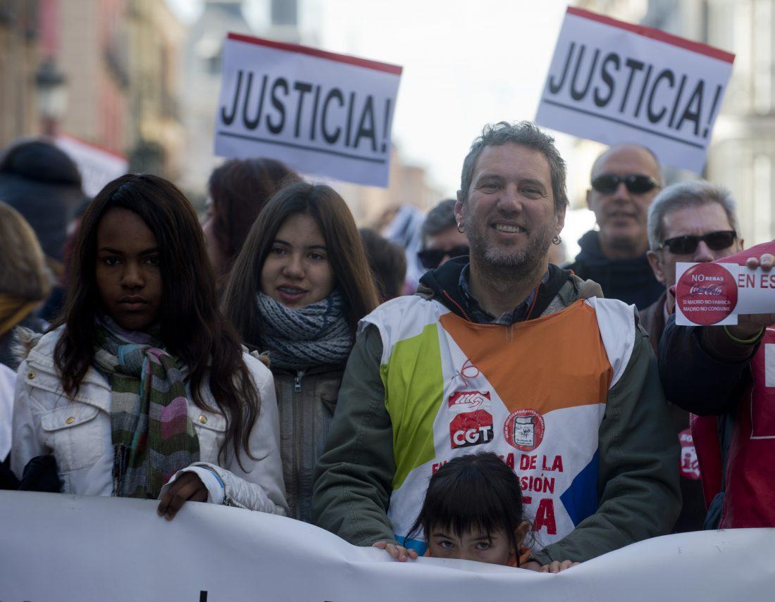 Telemadrid, dos años de lucha contra la injusticia