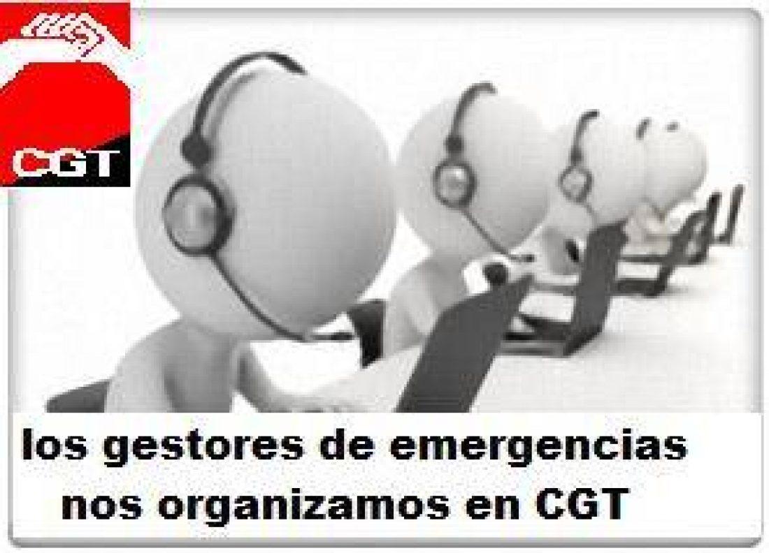 CGT denuncia graves problemas en el servicio de gestión de emergencias del 112 en Cádiz