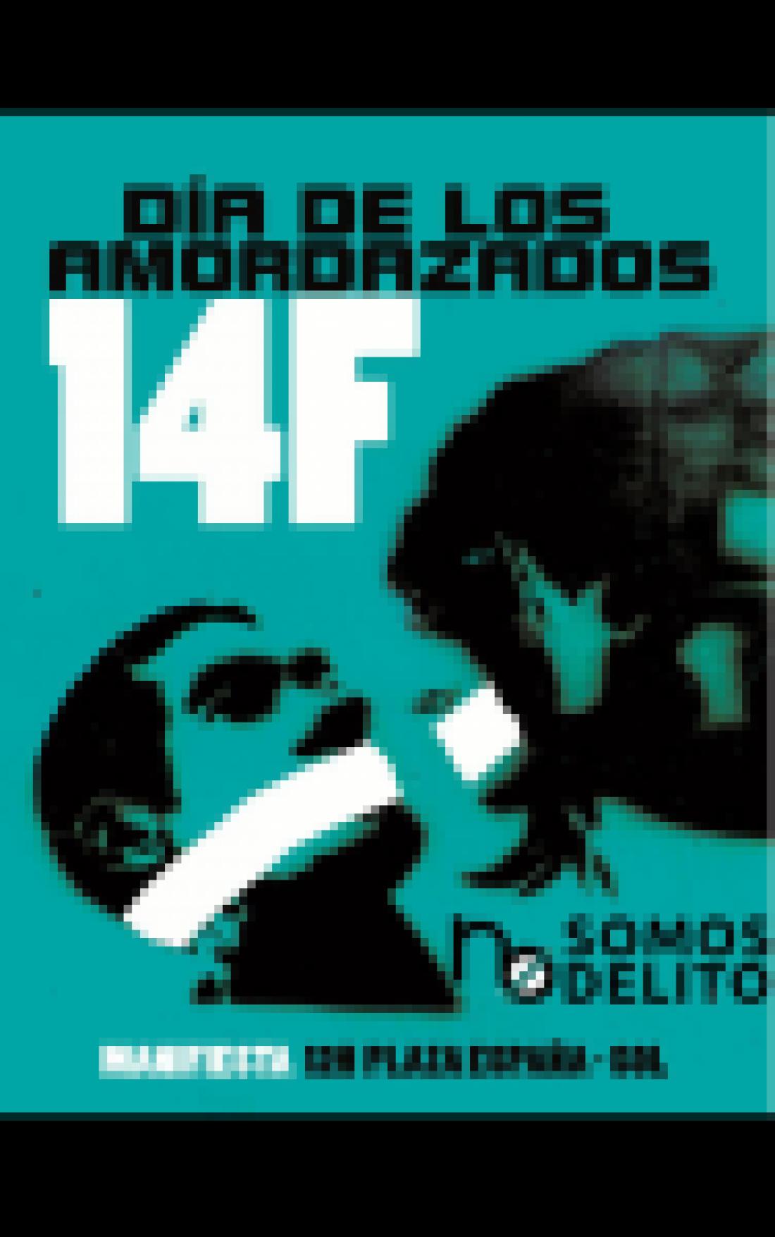 14-F: MANIFIESTATE-14F- #DíaDeLosAMORdazados 12:00h Pl. España-SOL y en tu ciudad