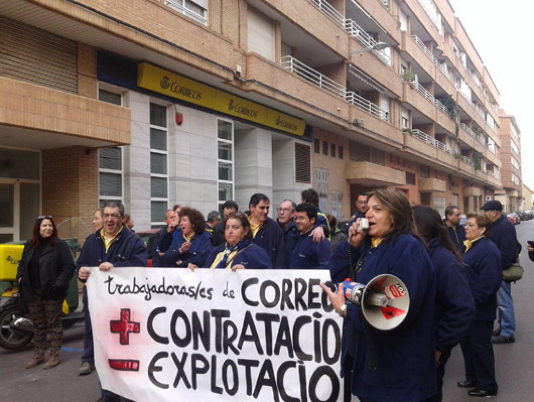 [CGT Correos Castelló] Huelga Indefinida a partir del 4 de febrero