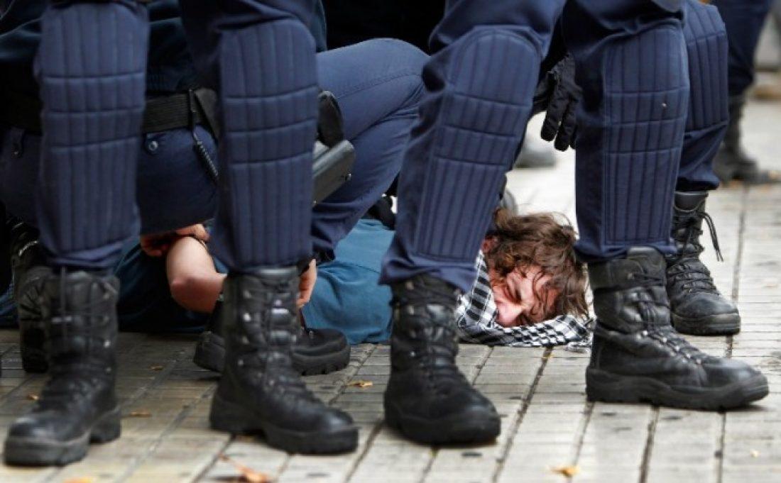 Luchando contra la represión