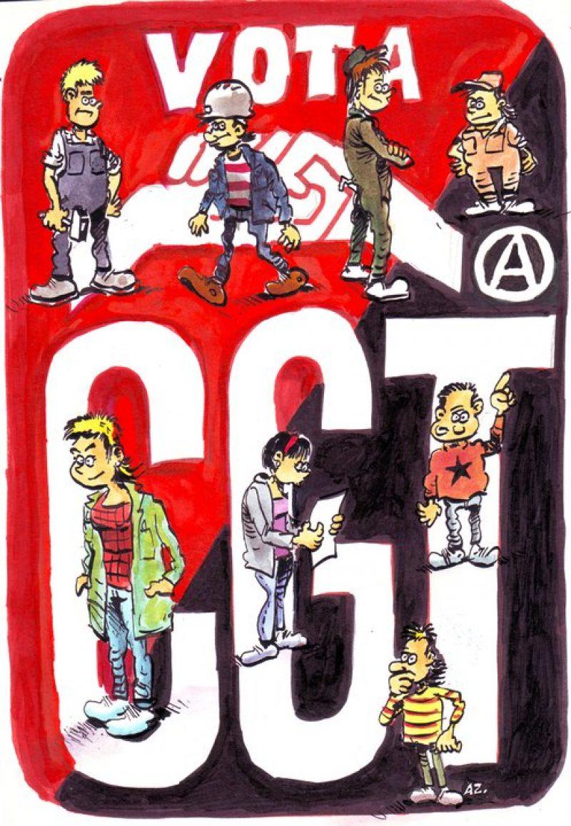 Logos y motivos CGT - Imagen-49
