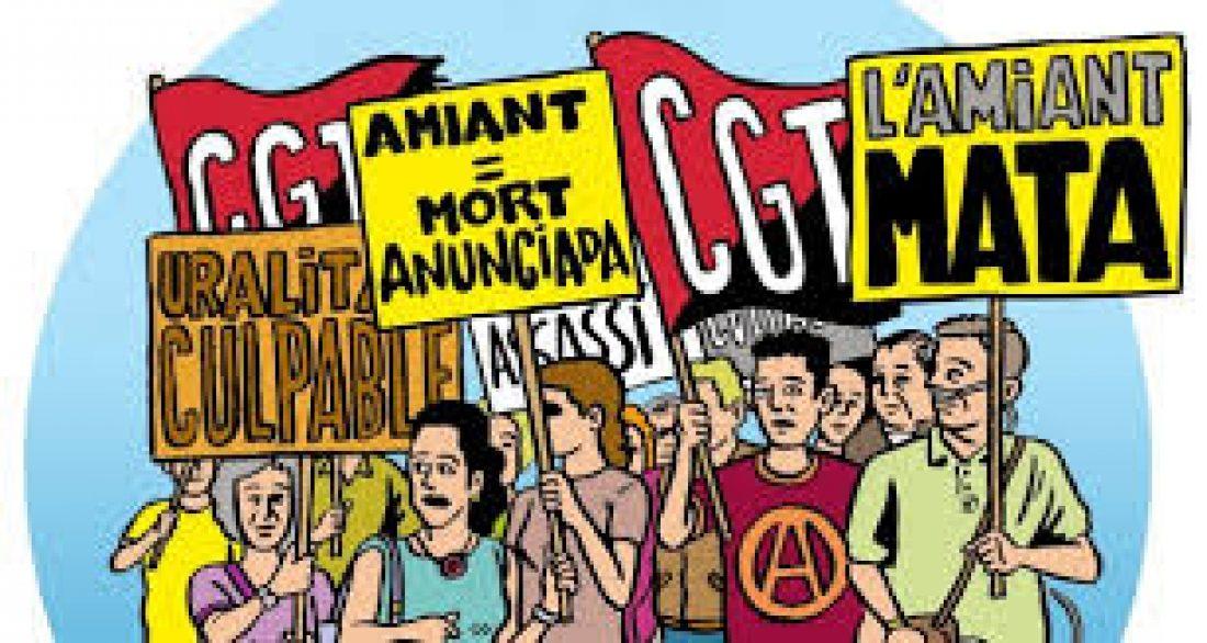 Guía Básica de Acción Sindical sobre el Amianto de CGT