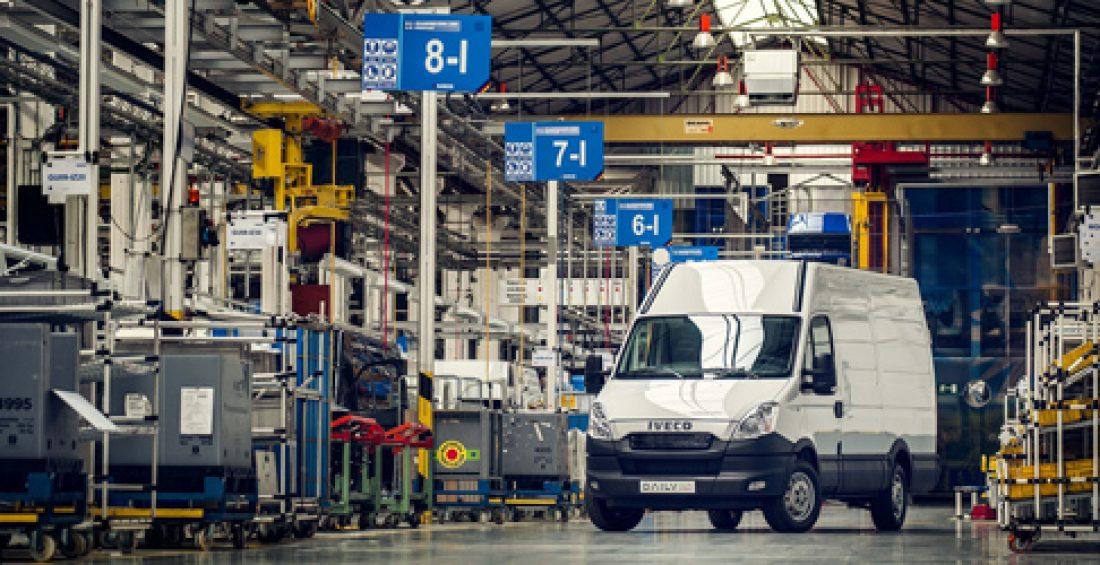 """Nota de prensa """"Plan Industrial en IVECO"""""""