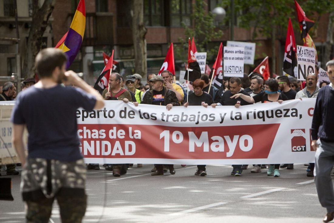 Vídeos 1º de Mayo