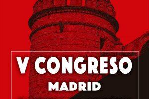 V Congreso de Madrid Castilla la Mancha y Extremedura