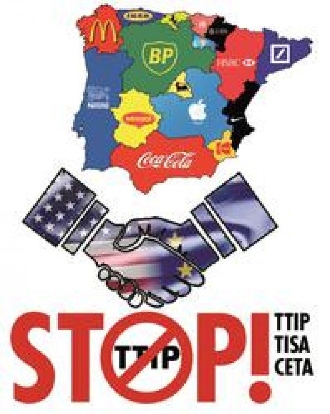 La CGT desmiente que el PSOE y el resto del grupo socialdemócrata del Parlamento Europeo hayan votado en contra del sistema de arbitraje del TTIP