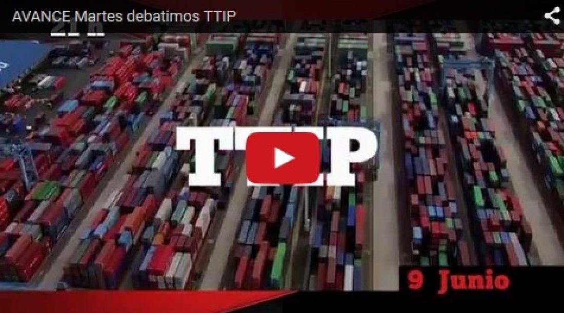 Próximo programa de RNtv tratara sobre el TTIP
