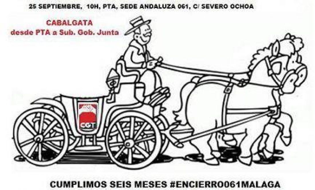 Semana reivindicativa #Encierro061Malaga