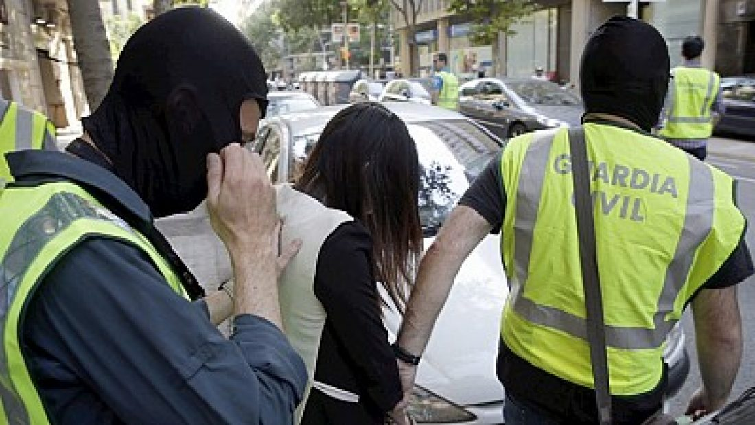 La CGT denuncia una nueva operación policial contra el movimiento libertario