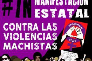 Llamamiento a la manifestación del 7-N contra las violencias machistas