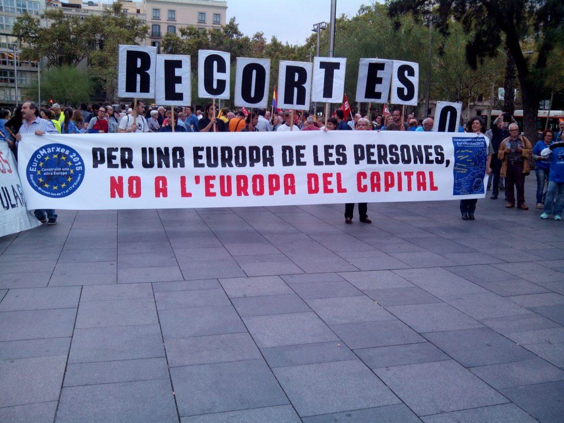 Cronicas de las Euromarchas