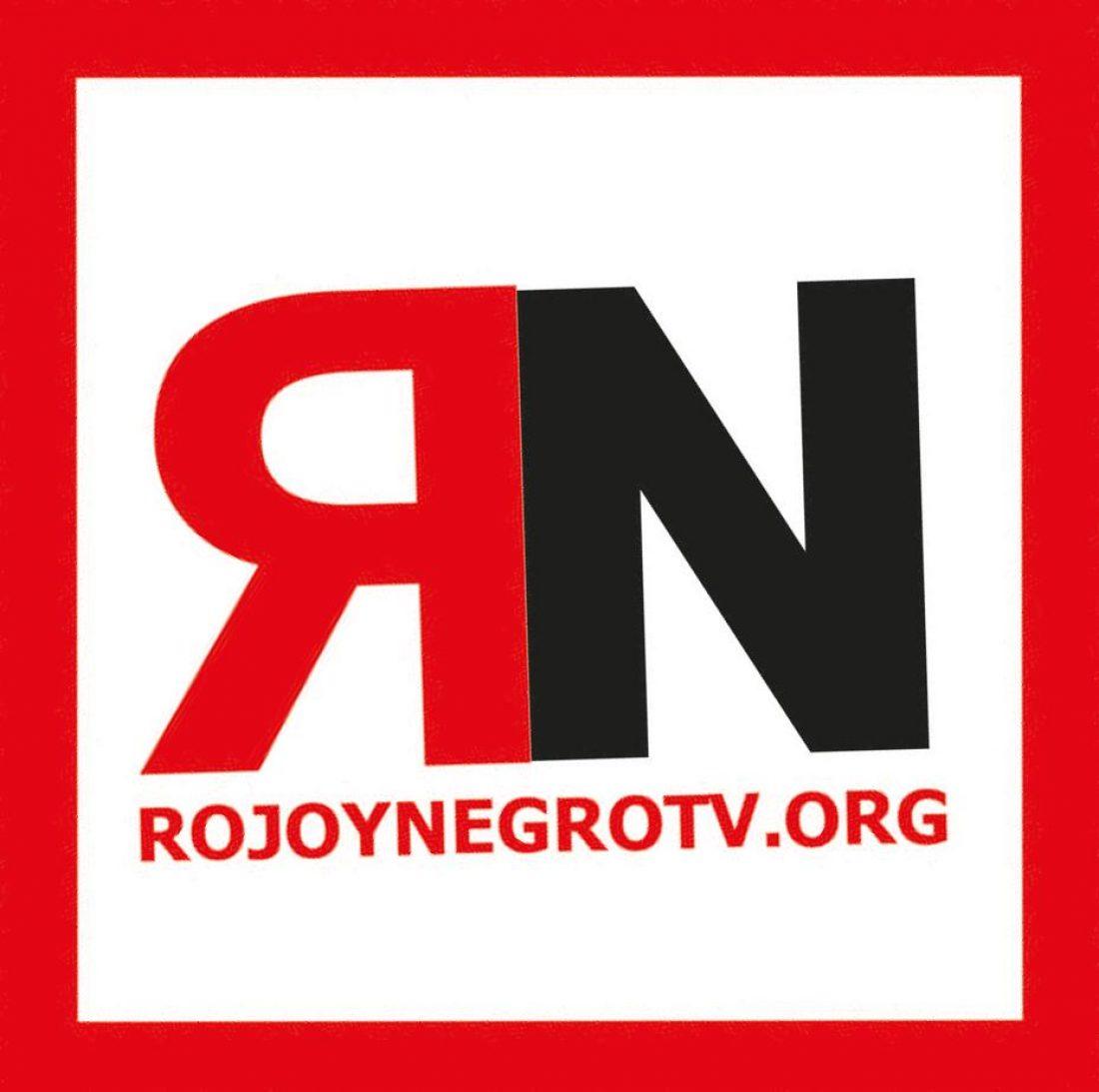 Acto de presentación del medio de comunicación Rojo y Negro televisión como apuesta comunicativa audiovisual de la CGT
