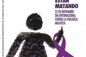 Violencia de Género, Violencia de Estado, octubre