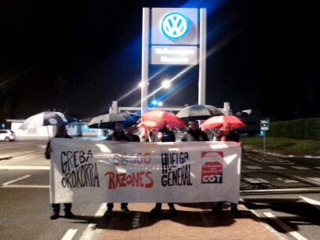 Comité Mindial de Volkswagen en Alemania