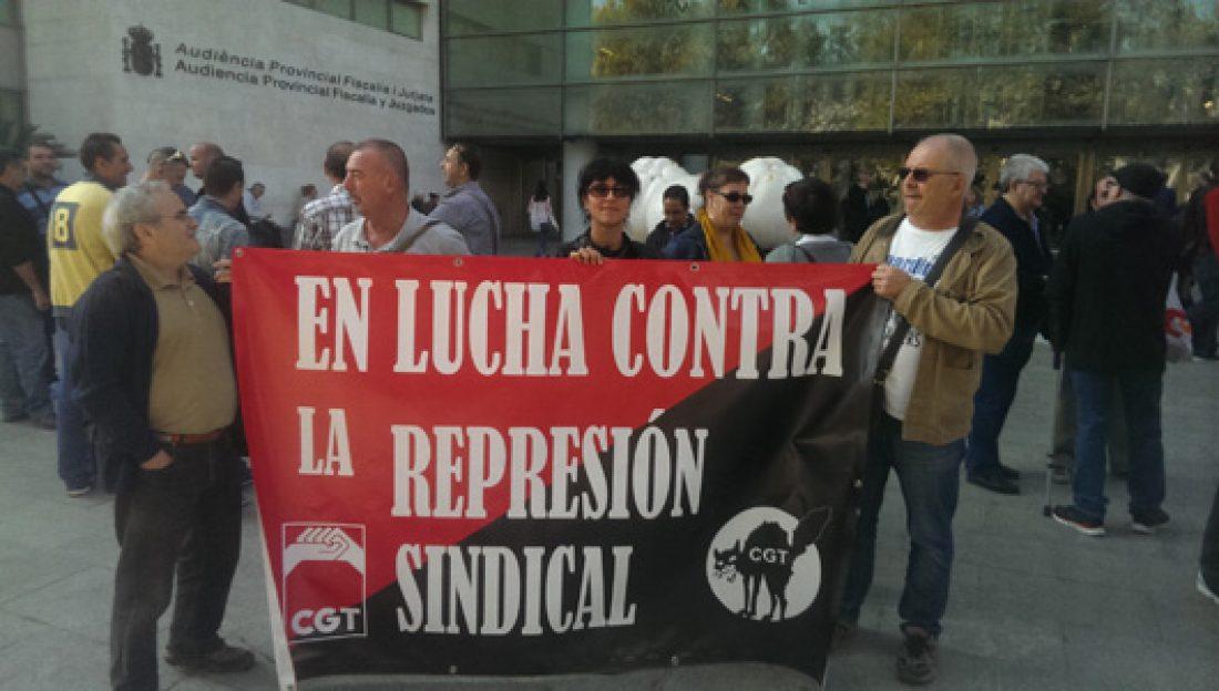 El juzgado tumba la pretensión de CSIF de anular la resolución de Generalitat que denegaba la revocación de las cinco delegadas y suplentes de CGT en Marktel Teleservicios