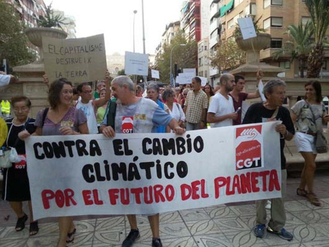 ¿Cambio climático o cambio del sistema capitalista? Este es el dilema