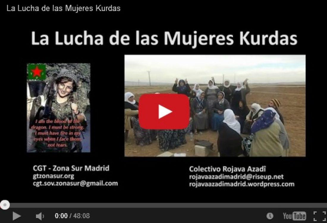 Vídeo: La Lucha de las Mujeres Kurdas